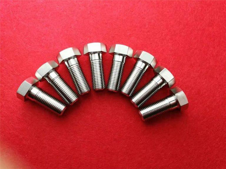 pritrdilni vijak iz nerjavečega stee304 / vijak s šestkotno glavo ss 304 vijak glave truss