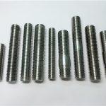 alloy718 / 2,4668 navojna palica, pritrdilni vijaki vijakov din975 / din976
