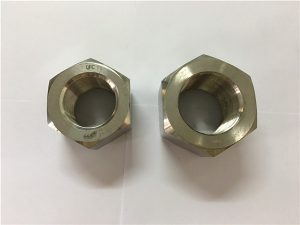 Št. 11-Proizvodnja nikljeve zlitine A453 660 1.4980 šestnajsti matice