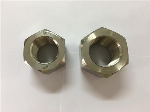 proizvodnja nikljeve zlitine a453 660 1.4980 šestnajsti matice