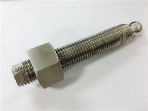 No.22 CNC rezkalni vijak in pritrdilni element iz nerjavečega jekla po meri