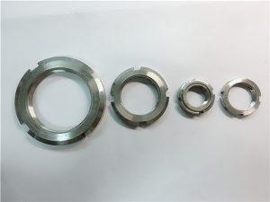 No.33 - Kitajski dobavitelj po meri iz okrogle matice iz nerjavečega jekla