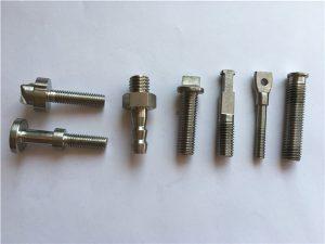 Št. 40-Titanium Gold CNC vijak za kolesni stroj