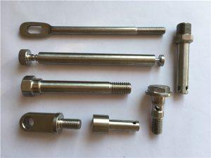 Št. 222 z nerjavečim pritrdilnim elementom CNC struženje kovinskih pritrdilnih elementov