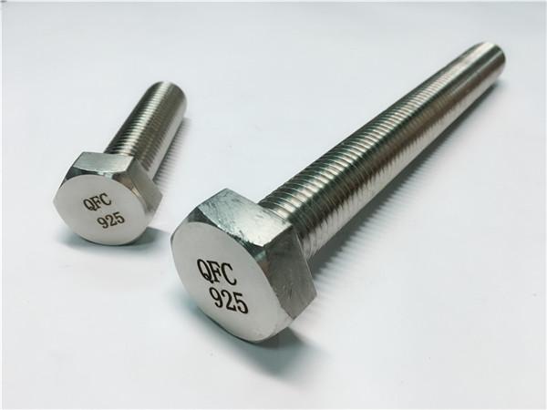 podložke z maticami iz vijakov 925, pritrdilni element iz zlitine 825/925/926.
