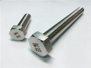 Št.59-podložke vijakov matice 925 incoloy 925, pritrdilni element iz zlitine825925