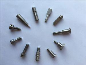 Št. Vijakov gredi pritrdilnih elementov št. 65-Titana, vijakov za motorna kolesa iz titana, delov iz titanove zlitine