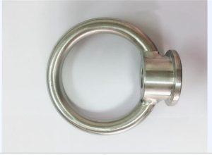 Očesna matica za dviganje iz nerjavečega jekla